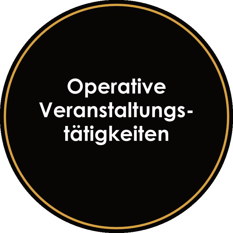 Gastro-Project Regensburg - Operative Veranstaltungstätigkeiten