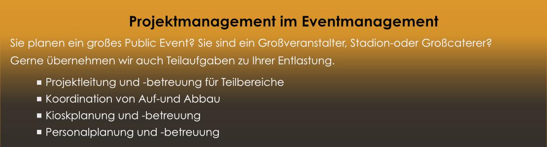Gastro-Project Regensburg - Projektmanagement & Eventmanagement